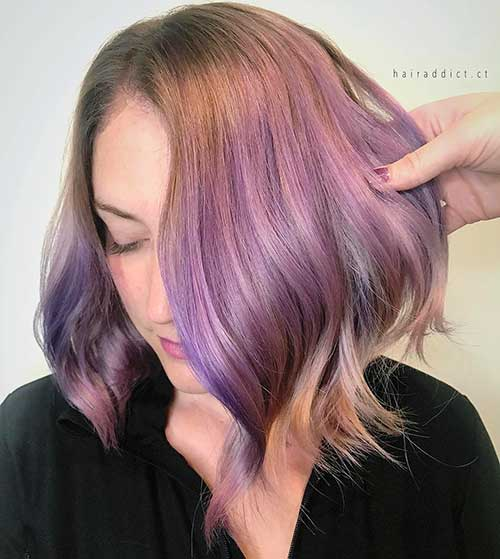 Short Hairstyle Color - 30