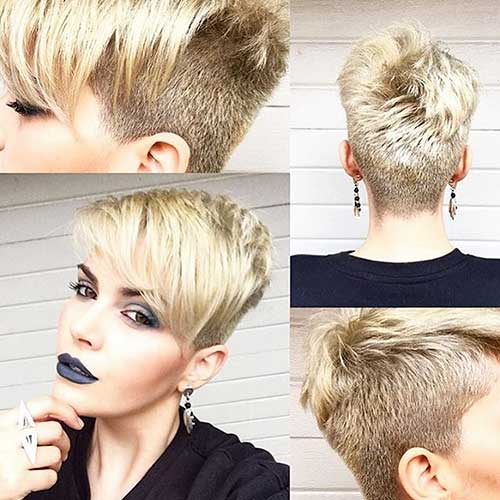 Pixie Hairstyles - 31