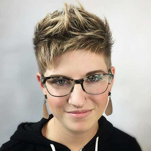 Short Hair Color - 31