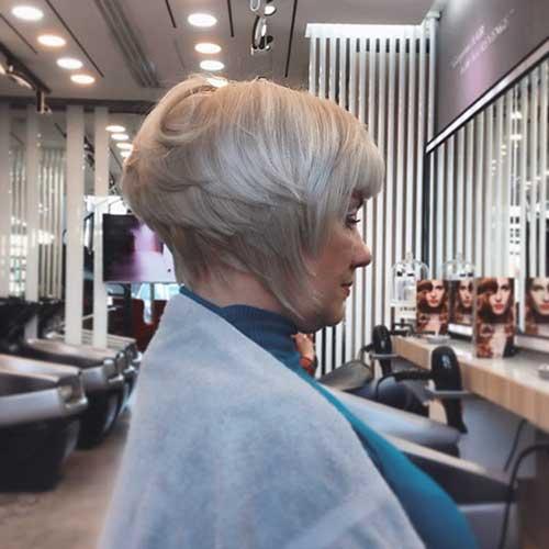 Best Short Haircuts for Women - 33
