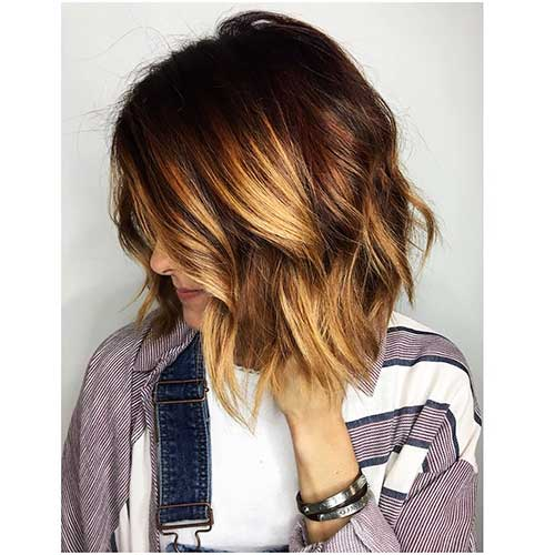 Latest Hairstyles for Short Hair - 33
