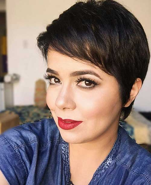 Pixie Hairstyle - 34