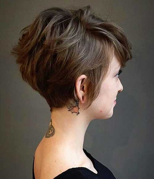 Short Hairstyle - 34