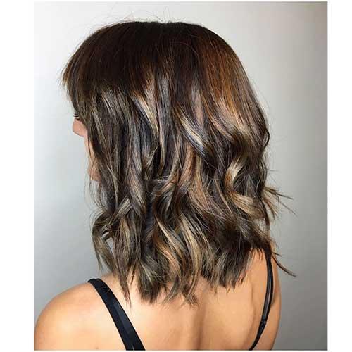 Medium Short Haircuts - 35