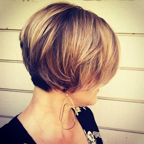 Short Haircuts for Women 2017 - 36