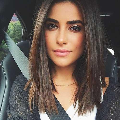 Medium Short Haircut - 38