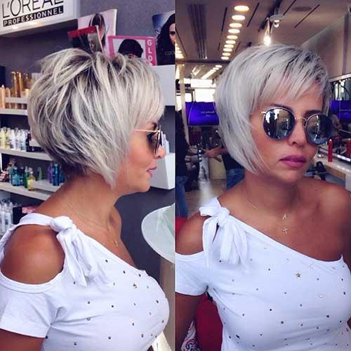 Short Haircut for Women - 38