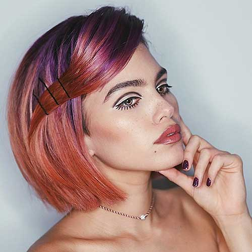 Short Hairstyle - 38