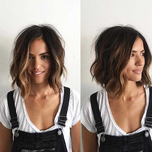 Cute Hairstyles for Short Haired La s 2017