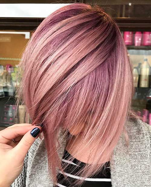 New Trend Short Hair Colors You Should See