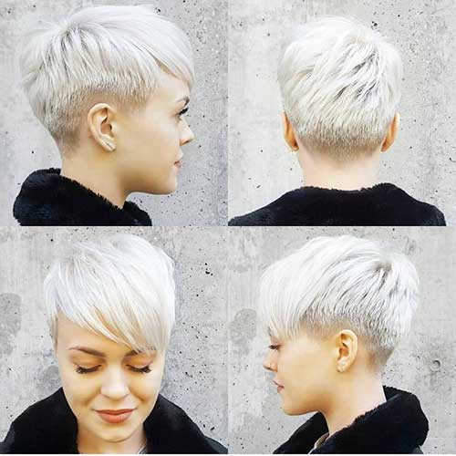 33 different pixie hairstyles for pretty ladies the best short hairstyles for women 2017 2018. Black Bedroom Furniture Sets. Home Design Ideas