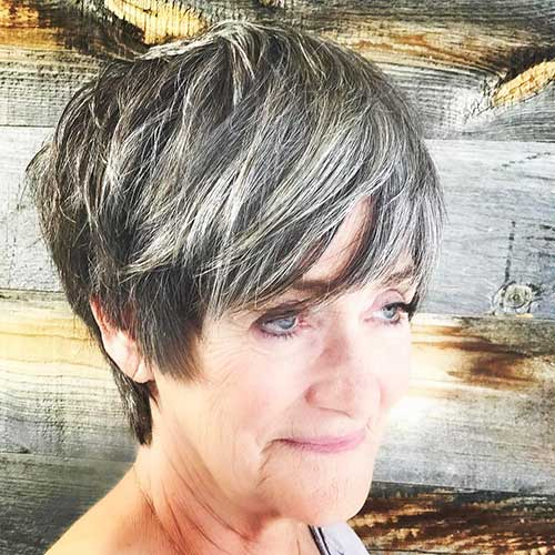 Best Short Haircuts for Women - 6