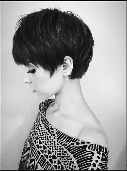 Cool Short Hairstyles for Girls - 6