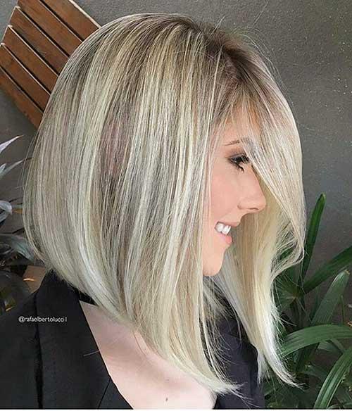 Popular Bob Hairstyles 2017 - 6