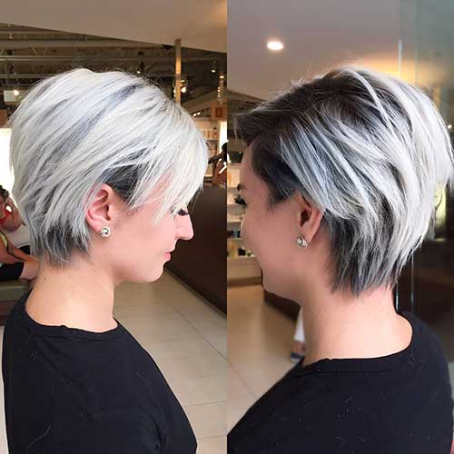 Super Hair Color for Short Hair - 6