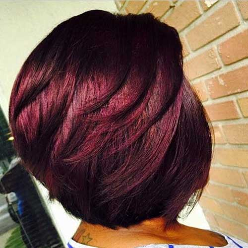 Hair Color for Short Hair-6