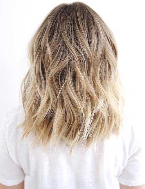 Medium Short Haircuts - 7