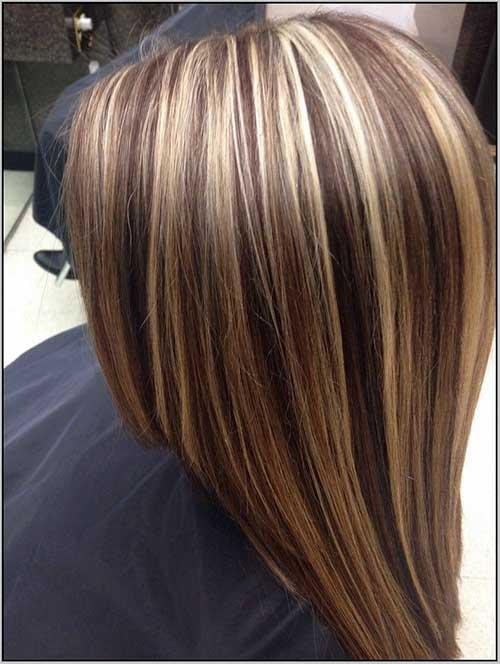 Short Brown Hair - 7