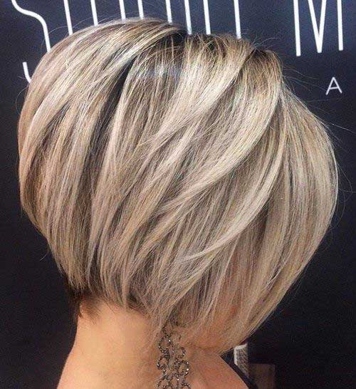 Short Cute Hairstyles - 7