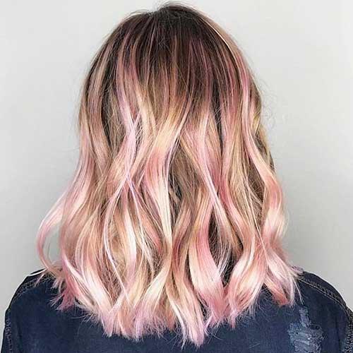 Short Pink Hair - 7
