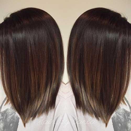 Short Brown Hair 2017 - 8