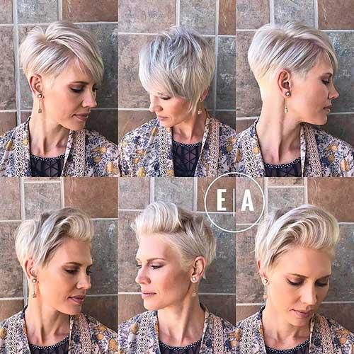 Short Haircuts for Women 2017 - 8