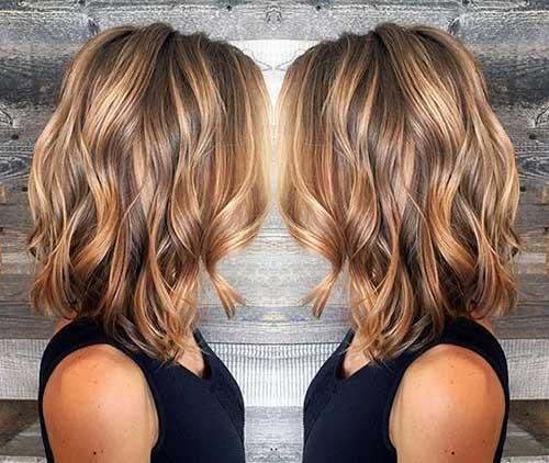 Short Layered Haircuts 2017 - 8