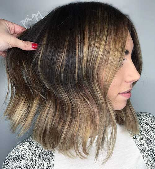 Best Balayage Short Hair - 9