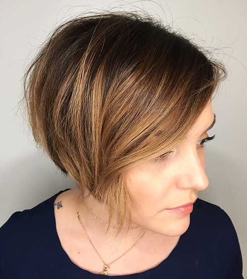 Latest Hairstyles for Short Hair - 9