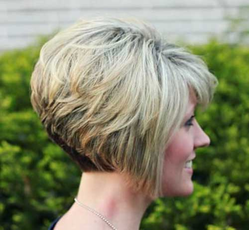 Nice Short Layered Haircuts - 9