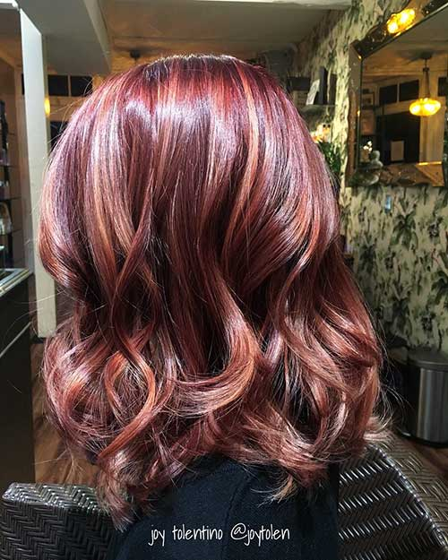 Super Hair Color for Short Hair - 9