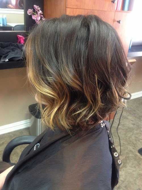 Hair Color for Short Hair-9