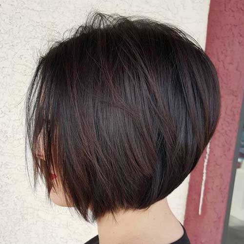 Dark Short Hair Colors-6
