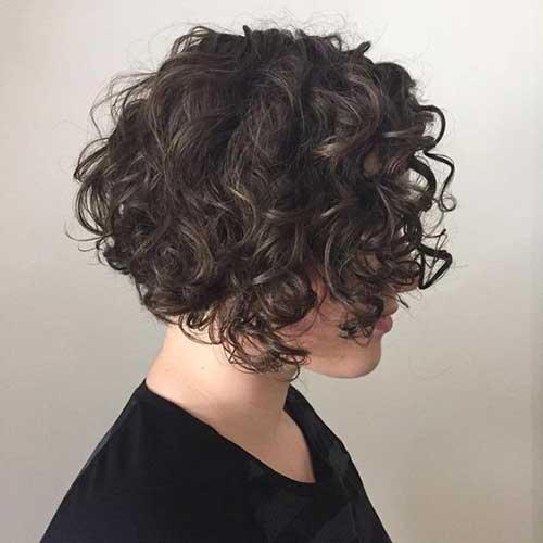 Dark Short Hair Colors-7