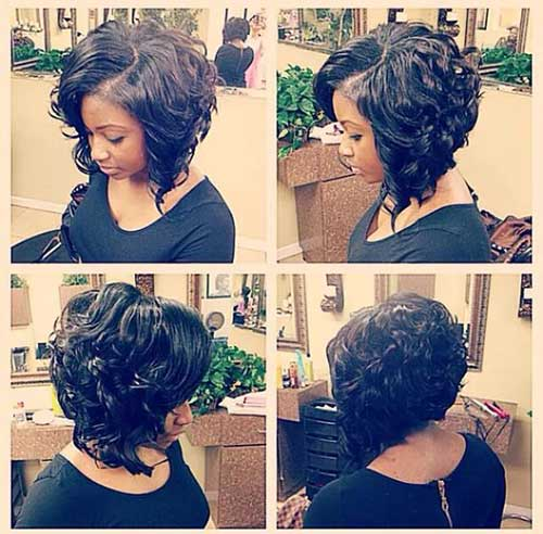 Short Hairstyles for Black Women-10
