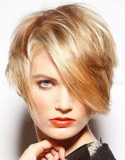 Modern Short Haircuts-12