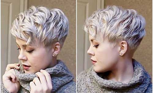 Long Pixie Hair Ideas
