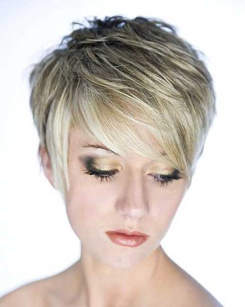 Short Thin Hair Cuts