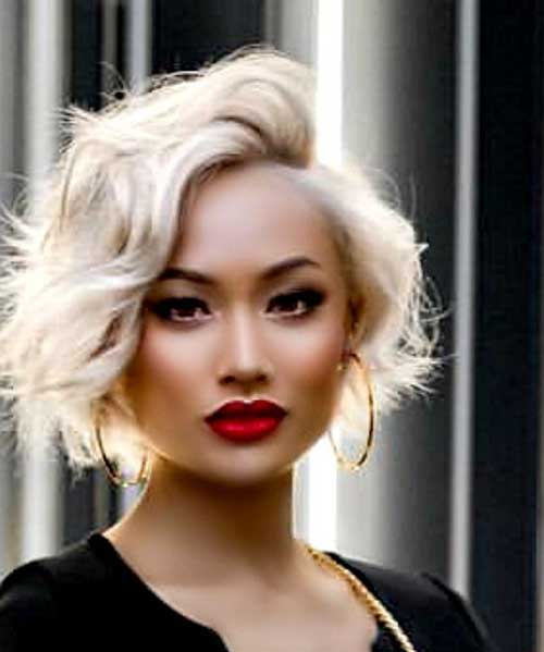 Modern Short Hairstyles Women-12