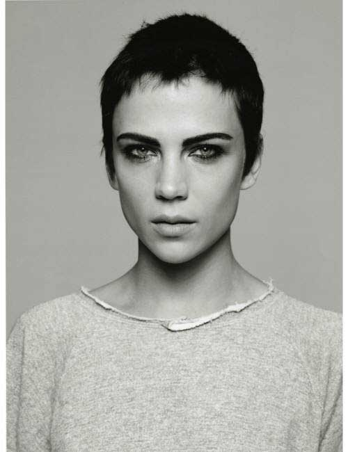 Modern Short Hairstyles Women-6