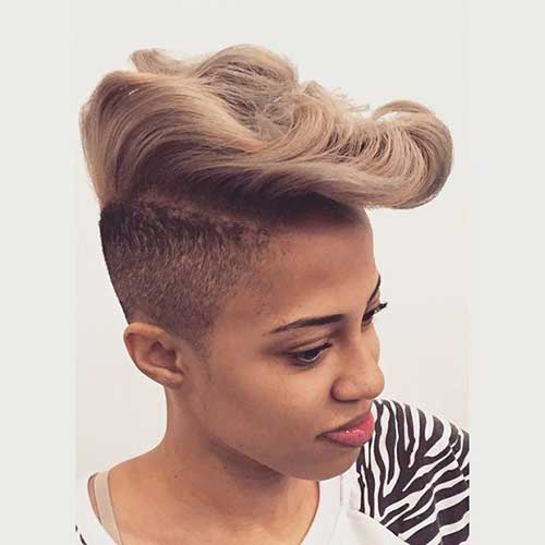 Modern Short Hairstyles Women-9