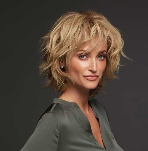 Short Layered Haircuts-9