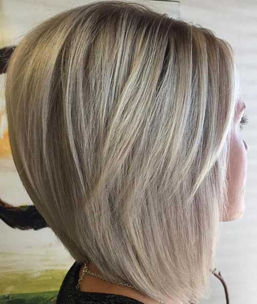 2017s Latest Trend Graduated Bob Haircuts Bob Hairstyles