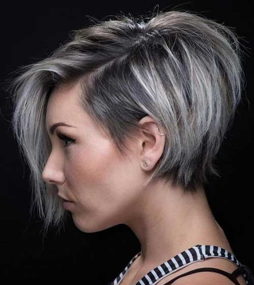 2017s Latest Trend Graduated Bob Haircuts The Best Short