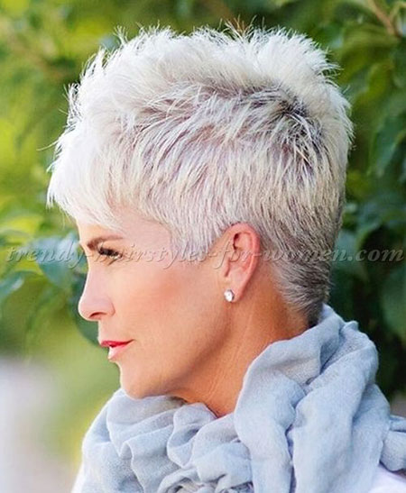 Pixie Hair Over 50, Women, Pixies, Pixie, Older