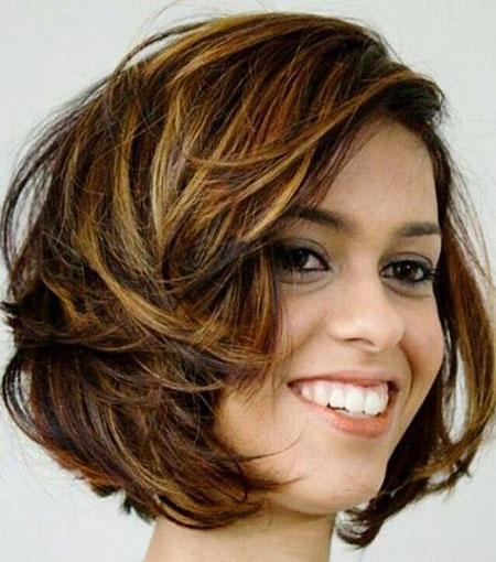 Short Layered Hairstyles for Women Hair, Women, Thick