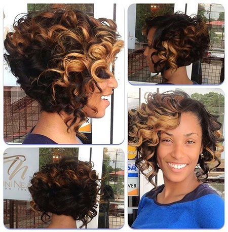 Fashionable Hair, Curly, Black, Prom, All