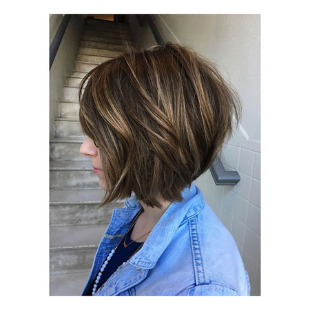 Cute Hair, Bob, Textured, Cute, Under