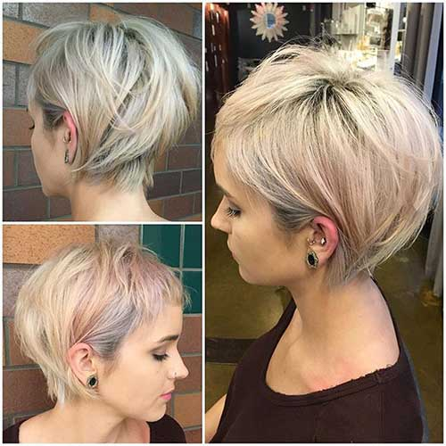 Cute Short Hairstyles-10