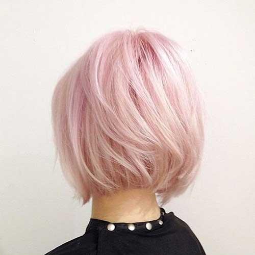 Pink Short Hair-10